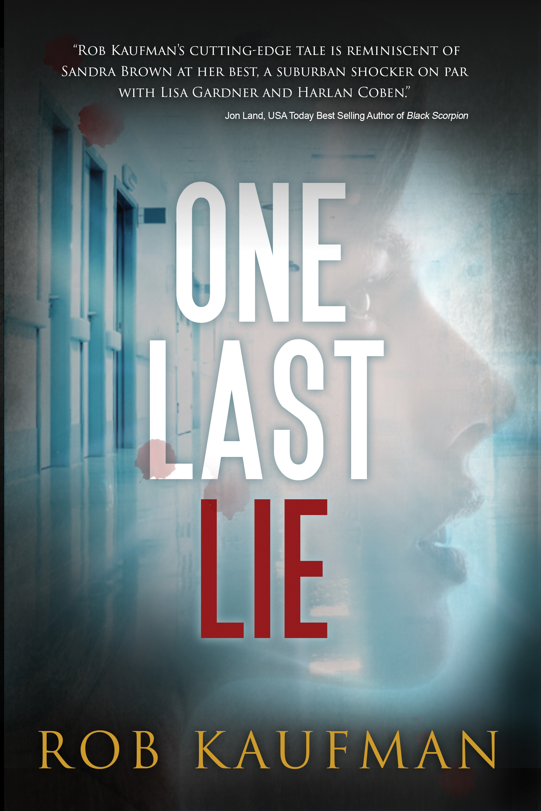 One Last Lie April 22 2015 NEW COVER ONLY